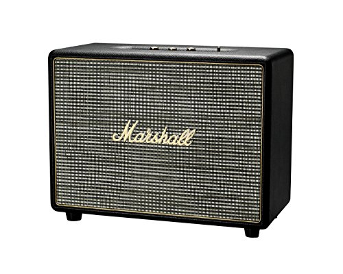Marshall Woburn Bluetooth Speaker, Black (4090963)