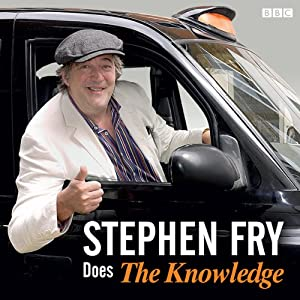 Stephen Fry Does the 'Knowledge' Radio/TV Program