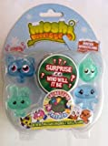 Moshi Monsters: Moshlings WINTER WONDERLAND Figure set H