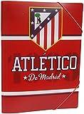 Atletico De Madrid - Carpeta solapas polipropileno - atletico de madrid (96/12)