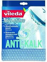 Vileda Lavette Anti-Calcaire Microfibre Lot de 2