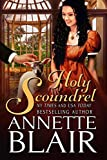 img - for Holy Scoundrel: Steamy Regency Historical Romance (Knave of Hearts Book 4) book / textbook / text book