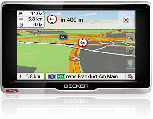 Becker-transit5-LMU-Truck-und-Camper-Navigationsgert-127-cm-5-Zoll-Display-47-Lnder-Europas-vorinstalliert-lebenslange-Kartenupdates