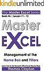 EXCEL: Master Excel: Management of th...