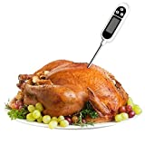 GCDT Instant Read Thermometer - Best Digital Thermometer For Meat, Candy, BBQ, Candy, And Liquids - Oven Thermometer
