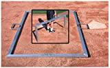 MASA 01635 Baseball Batters Box Template (4' x 6') (Call 1-800-327-0074 to order)