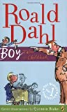 Boy - Tales of Childhood (0141322764) by Roald Dahl