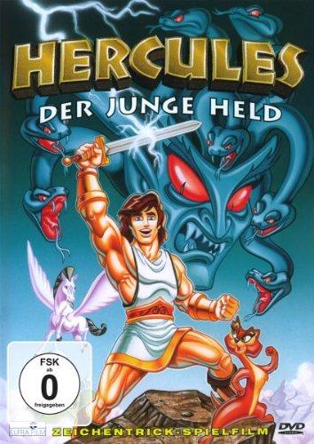 hercules-der-junge-held-edizione-germania