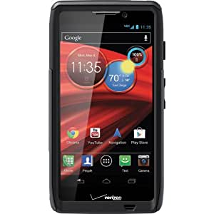 OtterBox Commuter Series Case for Motorola RAZR MAXX HD - Retail Packaging - Black