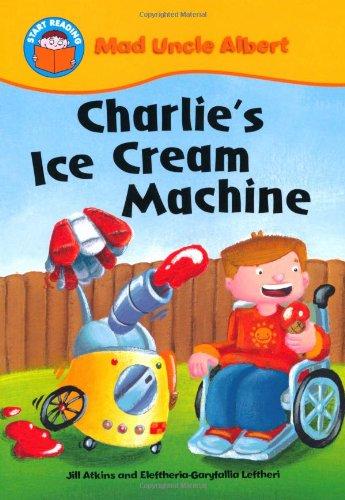 Charlie's Ice Cream Machine