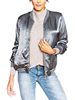 SO Cachemire & Knitwear Chaqueta Poly (Gris)
