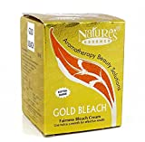 Nature's essence gold bleach fairness bleach cream makes skin faier & glowing 35g
