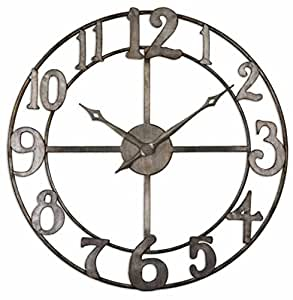 Uttermost Delevan Wall Clock