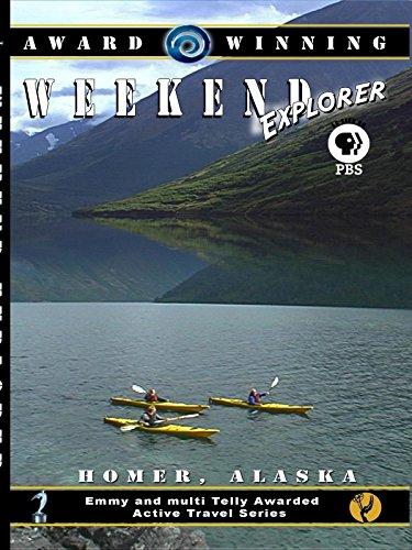 Weekend Explorer Homer, Alaska