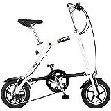 "Italian Designed Nanoo Folding Bicycle 12"" Wheels"