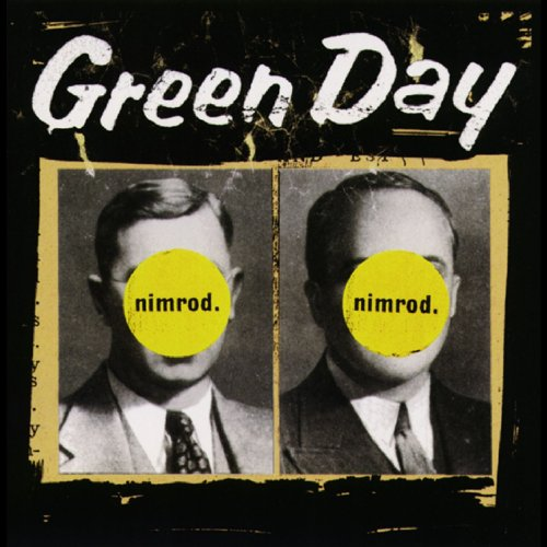 Original album cover of Nimrod by Green Day