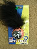 ❇ PetSport Kitty Freak Ladybug Toy ❇