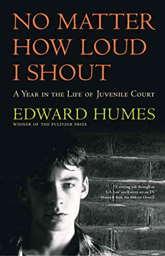NO MATTER HOW LOUD I SHOUT : A Year in the Life of...