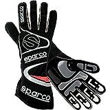 sparco スパルコ レーシンググローブ ARROW-K7 (ブラック, 10(Lサイズ))
