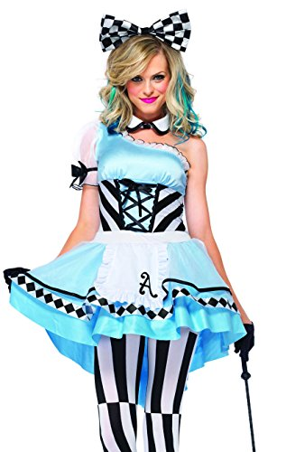 Psychedelic Alice Costume,