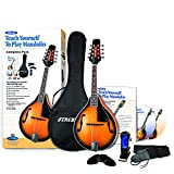 Alfred Music Publishing 00-42870 Teach Yourself to Play Mandolin Complete Starter Pack