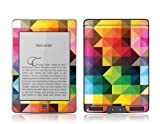 Gelaskins Protective Vinyl Skin for Kindle Touch & Kindle Touch 3G - Intermezzo
