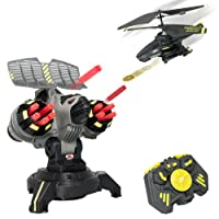 Air Hogs - Battle Tracker with Yellow Disc Firing Helicopter by Air Hogs
