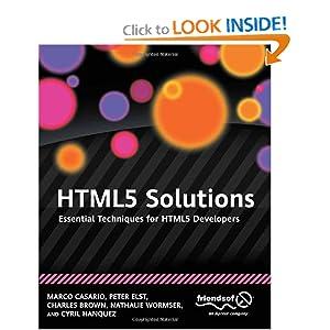 HTML5 Solutions - Marco Casario