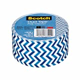 Scotch Duct Tape, Prep Chevron, 1.88-Inch by 10-Yard