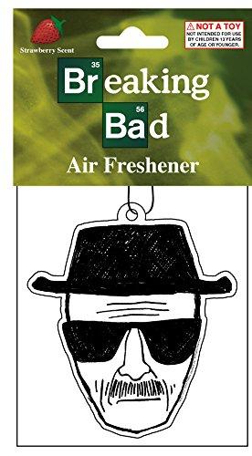 Heisenberg Air Freshner