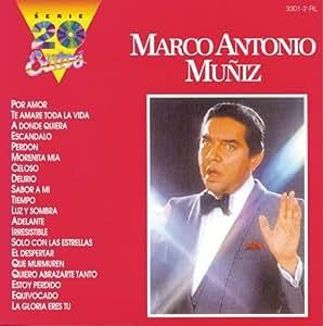 Marco Antonio Muniz - 20 Exitos - Amazon.com Music