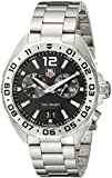 TAG Heuer Men's WAZ111A.BA0875 Formula 1 Analog Display Swiss Quartz Silver Watch