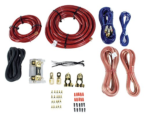 Eurosell-Premium-Car-Audio-Anschlusskit-L-Anlage-Verstrker-Auto-KFZ-Hifi-Kabel-Set-Kit-mit-Remote-Leitung