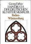 Handbuch der deutschen Kunstdenkmaler: Baden-Wurttemberg