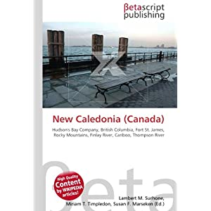 New Caledonia Canada History | RM.