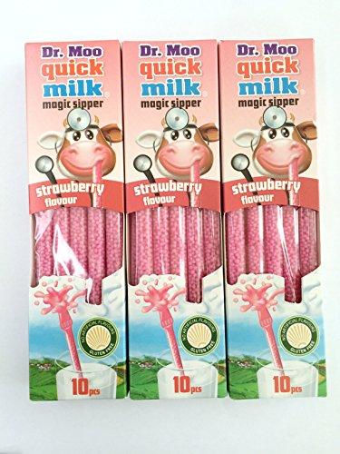 dr-moo-magic-milk-magic-sipper-straws-strawberry-flavour-3-x-packs-30-straws