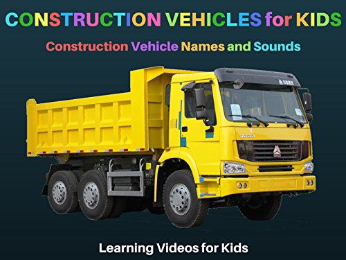 Learning Vehicles for Kids