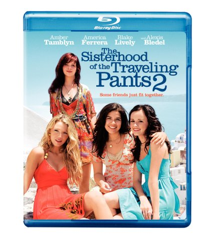Cover art for  Sisterhood of the Traveling Pants 2 [Blu-ray]
