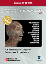 Student Anatomy and Physiology Revealed Version 3 0 by The University Toledo