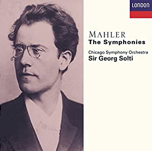 Mahler - The Symphonies / Chicago Symphony Orchestra, Sir Georg Solti