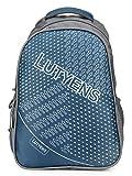 #3: Lutyens Blue 26 Litre Polyester School Bag(Lutyens_310)
