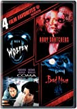 4 Film Favorites: Horror (Bad Moon, Body Snatchers, Coma, Wolfen)
