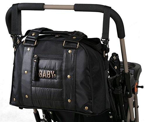 Baby On Board Sac à Langer Noir