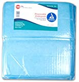 Dynarex Disposable Underpad, 17 inches X 24 inches, 300 Count