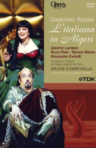 Gioachino Rossini - L'italiana In Algeri (Opera National de Paris 1998) [DVD] [2006]