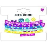 Set des Bracelets Little Mix (Produit Sous Licence Officielle)