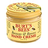 Burt's Bees Beeswax & Banana Hand Crme 2 Ounces (Pack Of 2)