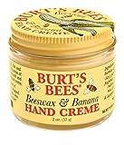 Burt's Bees, Beeswax & banana hand creme