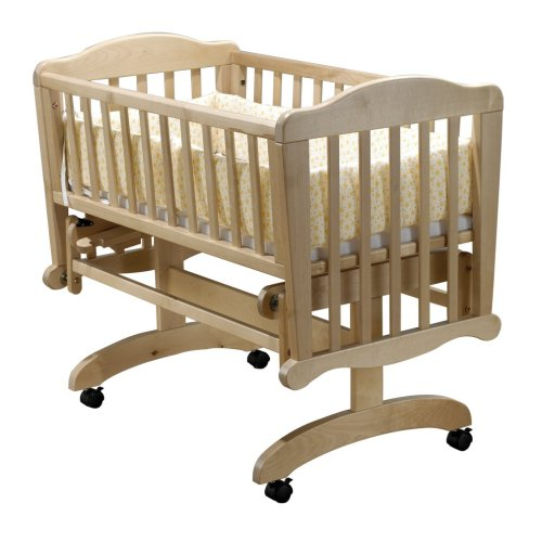 Why Choose The Sorelle Dondola Gliding Cradle - Natural