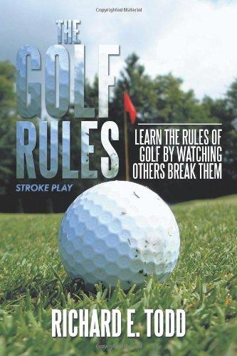Las reglas del Golf: Aprender las reglas de Golf observando otros romperlas